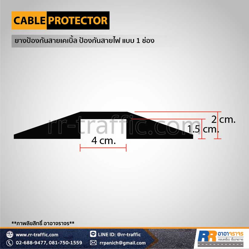 CABLE PROTECTOR 1-4